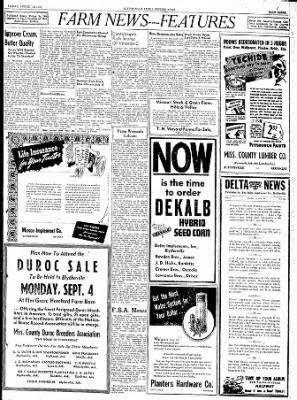 The Courier News from Blytheville, Arkansas on August 18, 1944 · Page 3