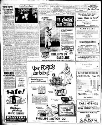 The Courier News from Blytheville, Arkansas on June 11, 1947 · Page 10