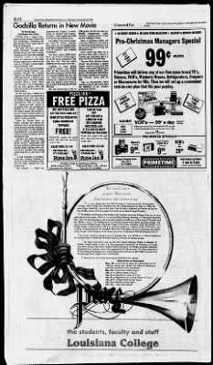 The Town Talk from Alexandria, Louisiana on November 29, 1984 · Page 48