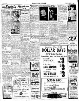The Courier News from Blytheville, Arkansas on April 18, 1950 · Page 4