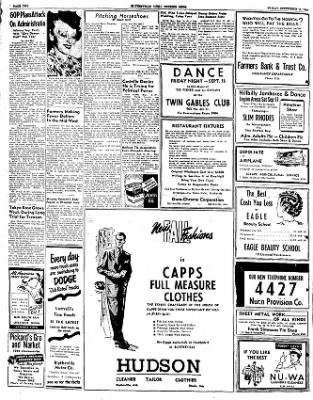 The Courier News from Blytheville, Arkansas on September 16, 1949 · Page 2