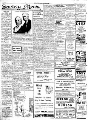 The Courier News from Blytheville, Arkansas on August 19, 1944 · Page 2
