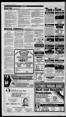 News press from fort myers florida on august 2 1992 page 44 malvernweather Choice Image