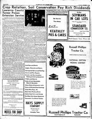 The Courier News from Blytheville, Arkansas on October 3, 1949 · Page 20