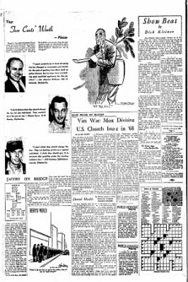 The Courier News from Blytheville, Arkansas on January 6, 1968 · Page 4