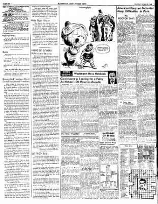 The Courier News from Blytheville, Arkansas on June 21, 1949 · Page 6