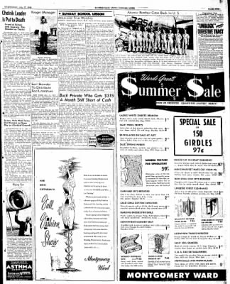 The Courier News from Blytheville, Arkansas on July 17, 1946 · Page 5