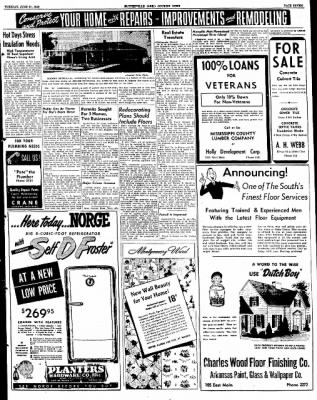 The Courier News from Blytheville, Arkansas on June 21, 1949 · Page 7