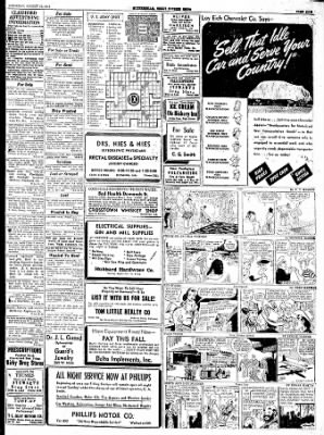 The Courier News from Blytheville, Arkansas on August 19, 1944 · Page 5