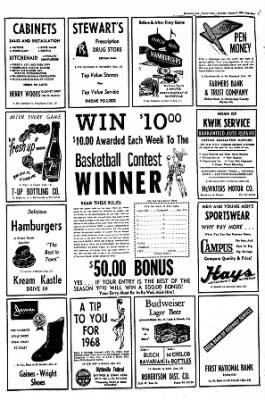 The Courier News from Blytheville, Arkansas on January 6, 1968 · Page 7