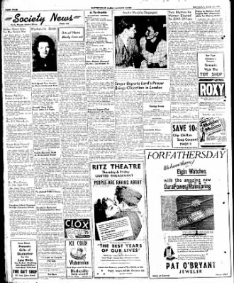 The Courier News from Blytheville, Arkansas on June 12, 1947 · Page 4