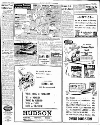 The Courier News from Blytheville, Arkansas on June 12, 1947 · Page 5