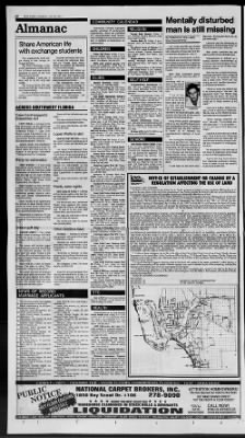 News press from fort myers florida on july 25 1991 page 22 malvernweather Choice Image