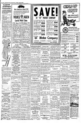 The Courier News from Blytheville, Arkansas on August 16, 1966 · Page 7