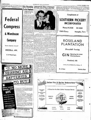 The Courier News from Blytheville, Arkansas on October 3, 1949 · Page 30