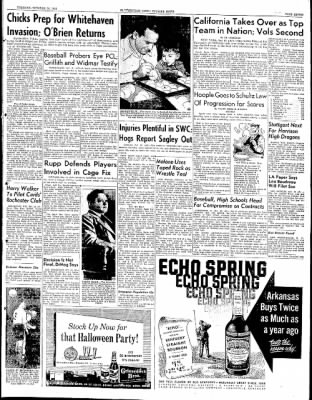 The Courier News from Blytheville, Arkansas on October 16, 1951 · Page 7