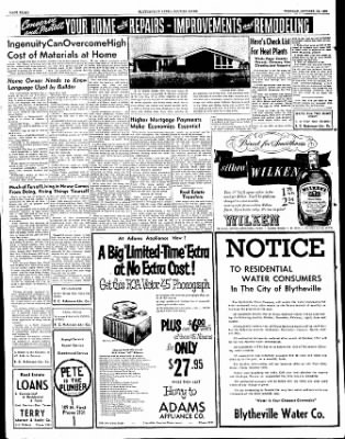The Courier News from Blytheville, Arkansas on October 16, 1951 · Page 8