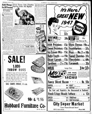 The Courier News from Blytheville, Arkansas on June 12, 1947 · Page 9