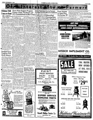 The Courier News from Blytheville, Arkansas on September 16, 1949 · Page 11