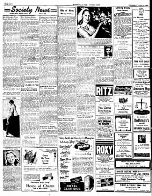 The Courier News from Blytheville, Arkansas on June 22, 1949 · Page 4