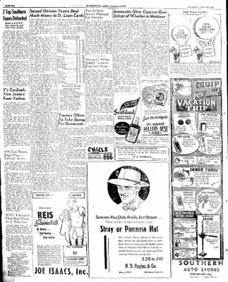 The Courier News from Blytheville, Arkansas on July 18, 1946 · Page 6