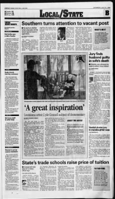 The Times from Shreveport, Louisiana on July 31, 1993 · Page 13