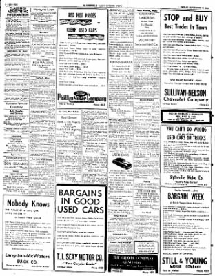 The Courier News from Blytheville, Arkansas on September 16, 1949 · Page 12