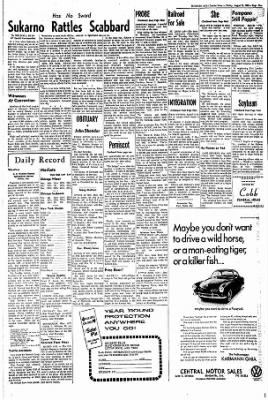 The Courier News from Blytheville, Arkansas on August 19, 1966 · Page 3