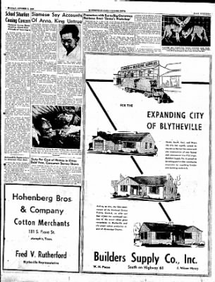 The Courier News from Blytheville, Arkansas on October 3, 1949 · Page 35