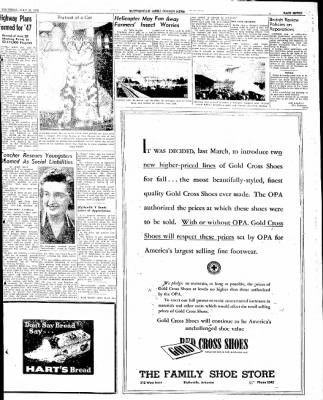 The Courier News from Blytheville, Arkansas on July 18, 1946 · Page 7