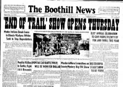 The Boothill News