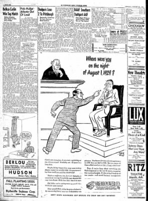 The Courier News from Blytheville, Arkansas on August 22, 1944 · Page 6