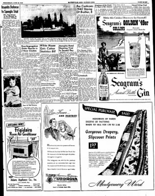 The Courier News from Blytheville, Arkansas on June 22, 1949 · Page 7