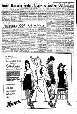 The Courier News from Blytheville, Arkansas on January 8, 1968 · Page 7