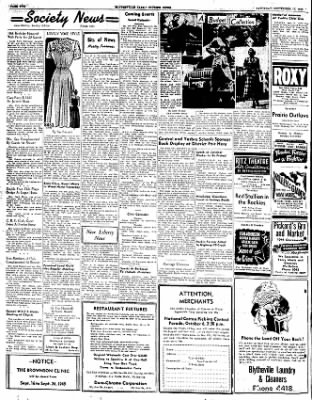 The Courier News from Blytheville, Arkansas on September 17, 1949 · Page 2