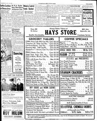 The Courier News from Blytheville, Arkansas on July 18, 1946 · Page 11