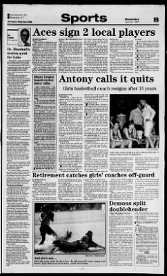 The Town Talk from Alexandria, Louisiana on April 20, 1994 · Page 11