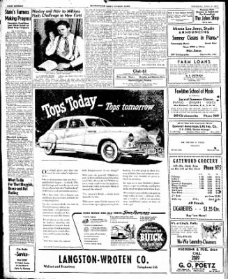 The Courier News from Blytheville, Arkansas on June 12, 1947 · Page 16