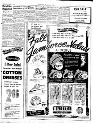 The Courier News from Blytheville, Arkansas on October 4, 1949 · Page 3