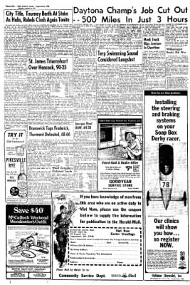 The Daily Mail From Hagerstown Maryland On February 23 1967 Page 26
