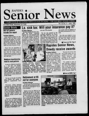 The Town Talk from Alexandria, Louisiana on June 5, 1995 · Page 29