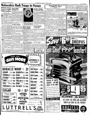 The Courier News from Blytheville, Arkansas on April 20, 1950 · Page 3