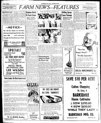 The Courier News from Blytheville, Arkansas on June 13, 1947 · Page 4