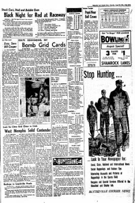 The Courier News from Blytheville, Arkansas on August 20, 1966 · Page 5
