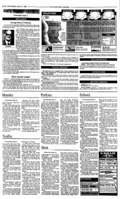 Ukiah Daily Journal from Ukiah, California on September 2, 1998 · Page 12