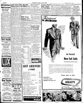 The Courier News from Blytheville, Arkansas on July 19, 1946 · Page 6