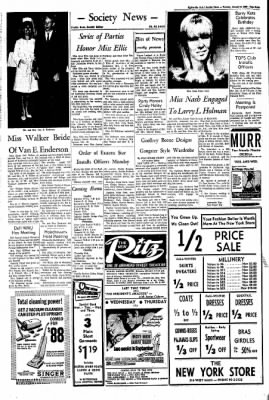 The Courier News from Blytheville, Arkansas on January 9, 1968 · Page 7
