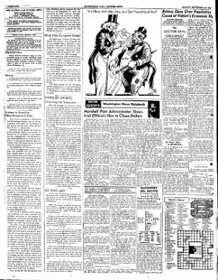 The Courier News from Blytheville, Arkansas on September 19, 1949 · Page 4