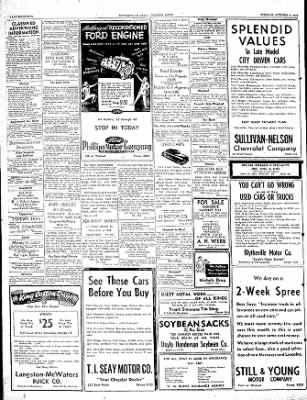 The Courier News from Blytheville, Arkansas on October 4, 1949 · Page 14