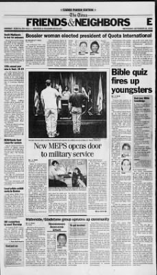 The Times from Shreveport, Louisiana on September 15, 1999 · Page 37